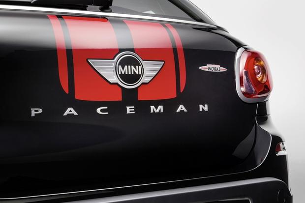 2013 MINI Paceman John Cooper Works: Geneva Auto Show featured image large thumb3