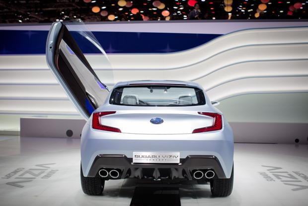 2013 Subaru Viziv Concept: Geneva Auto Show featured image large thumb2