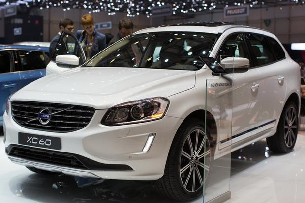 Volvo Lineup: 2014 Geneva Auto Show featured image large thumb0