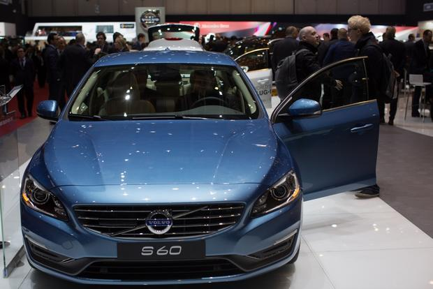 Volvo Lineup: 2014 Geneva Auto Show featured image large thumb1