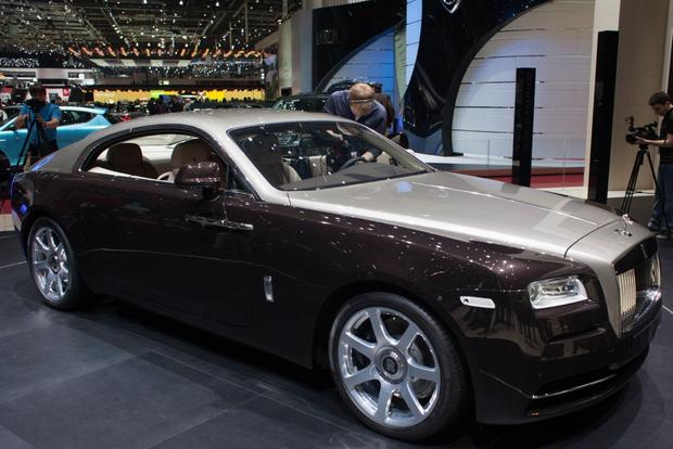 2013 Geneva Auto Show: 2014 Rolls-Royce Wraith featured image large thumb0