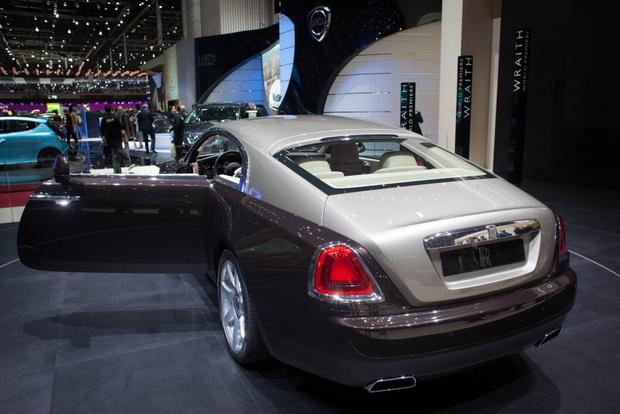 2013 Geneva Auto Show: 2014 Rolls-Royce Wraith featured image large thumb1