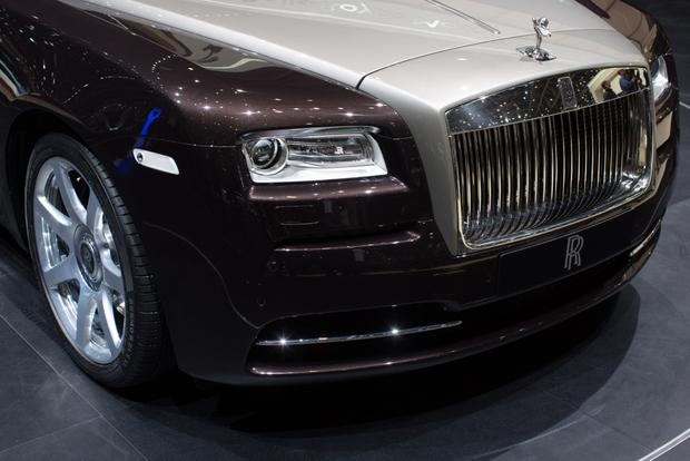 2013 Geneva Auto Show: 2014 Rolls-Royce Wraith featured image large thumb3