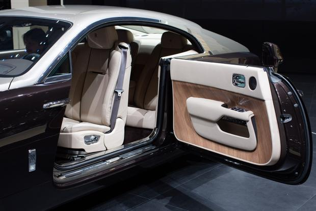 2013 Geneva Auto Show: 2014 Rolls-Royce Wraith featured image large thumb4