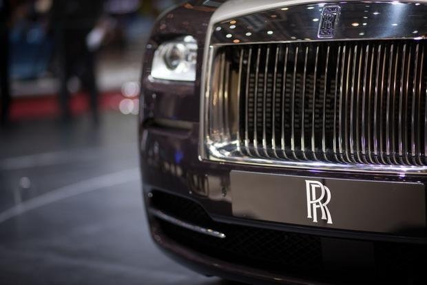 2013 Geneva Auto Show: 2014 Rolls-Royce Wraith featured image large thumb11