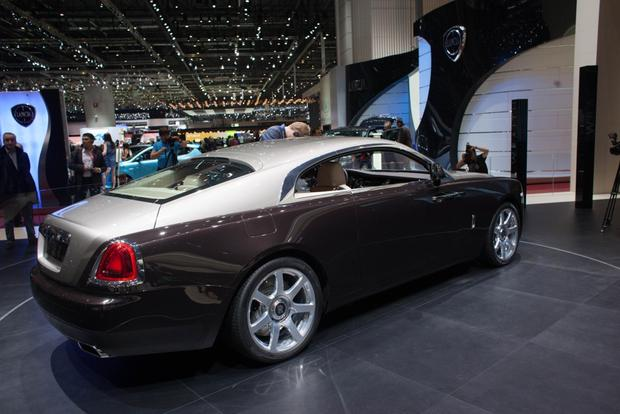 2013 Geneva Auto Show: 2014 Rolls-Royce Wraith featured image large thumb13