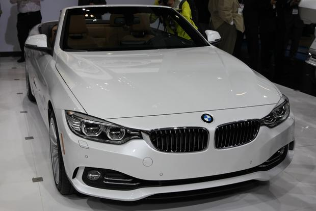 2014 BMW 4 Series Convertible: LA Auto Show featured image large thumb0