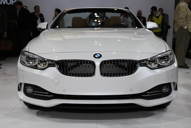 2014 BMW 4 Series Convertible: LA Auto Show featured image large thumb1