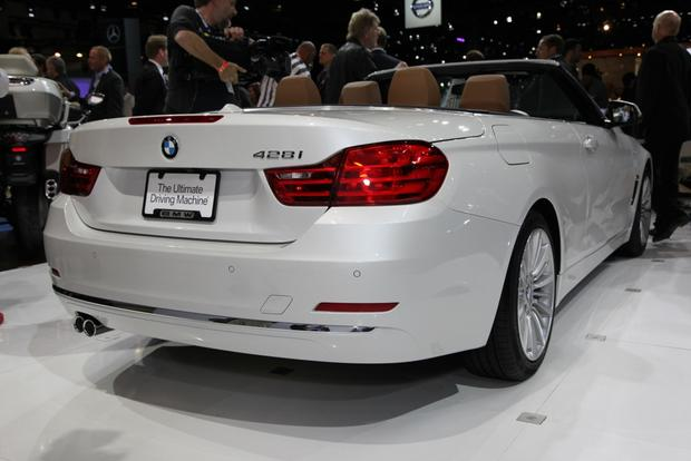 2014 BMW 4 Series Convertible: LA Auto Show featured image large thumb2