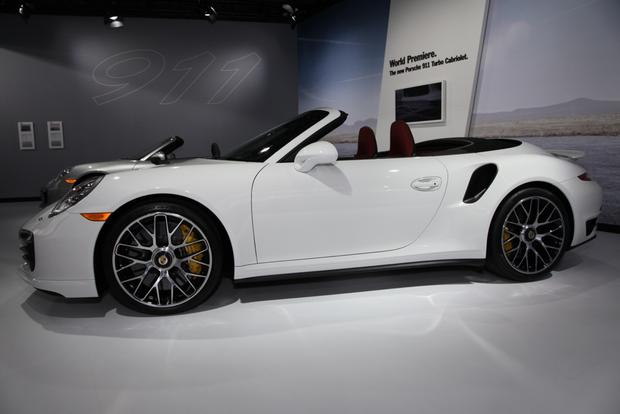 2014 Porsche 911 Turbo and Turbo S Cabriolet: LA Auto Show featured image large thumb3
