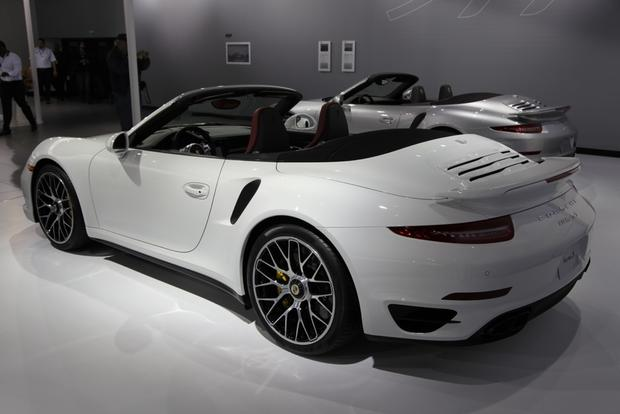 2014 Porsche 911 Turbo and Turbo S Cabriolet: LA Auto Show featured image large thumb4
