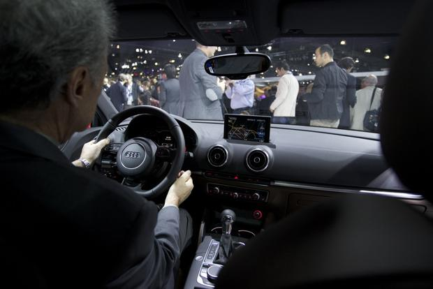 2015 Audi A3 and Audi Connect System: LA Auto Show featured image large thumb6