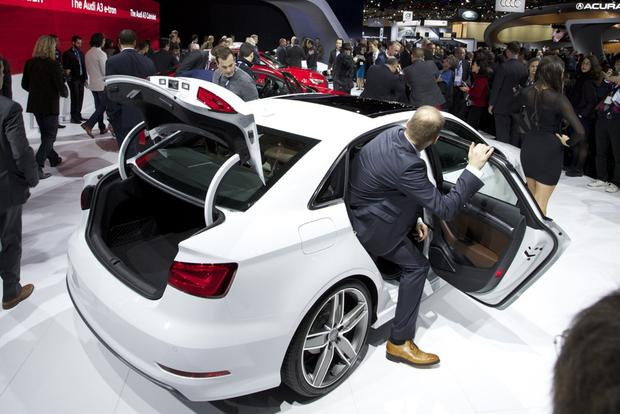 2015 Audi A3 and Audi Connect System: LA Auto Show featured image large thumb3
