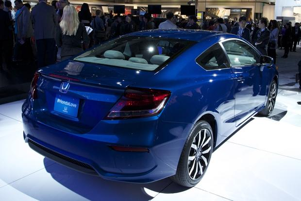 2014 Honda Civic Coupe And Sedan: LA Auto Show Featured Image Large Thumb0