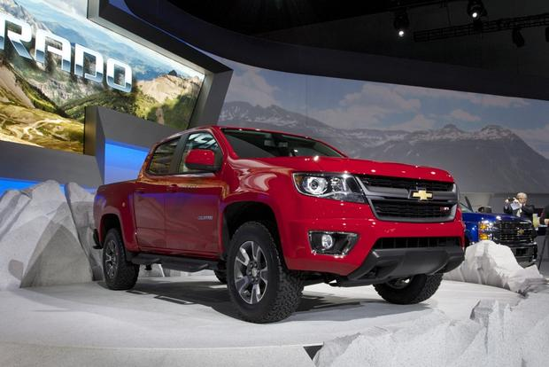 2015 Chevrolet Colorado: LA Auto Show featured image large thumb0