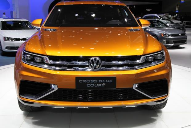 Volkswagen CrossBlue Coupe Concept: LA Auto Show featured image large thumb0