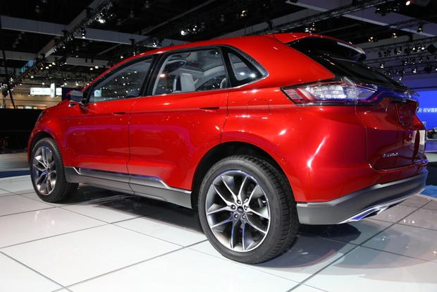Ford Edge Concept: LA Auto Show featured image large thumb4