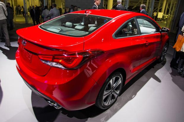 2014 Hyundai Elantra Coupe: LA Auto Show featured image large thumb1