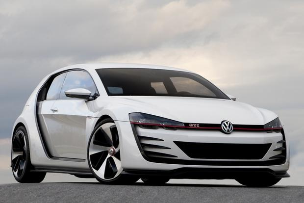 Volkswagen Design Vision GTI Concept: LA Auto Show featured image large thumb1