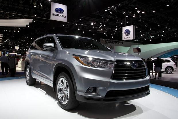 2014 Toyota Highlander: LA Auto Show featured image large thumb2