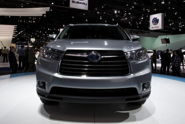 2014 Toyota Highlander: LA Auto Show featured image large thumb3