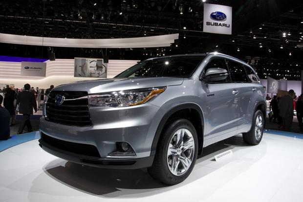 2014 Toyota Highlander: LA Auto Show featured image large thumb4