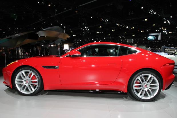 2015 Jaguar F-Type Coupe: LA Auto Show featured image large thumb1