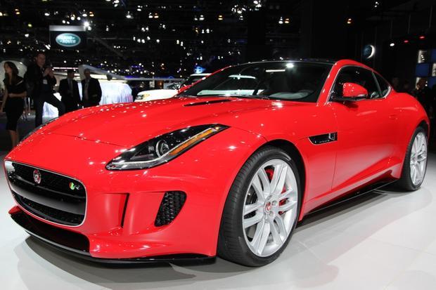2015 Jaguar F-Type Coupe: LA Auto Show featured image large thumb0