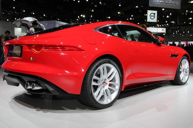 2015 Jaguar F-Type Coupe: LA Auto Show featured image large thumb2