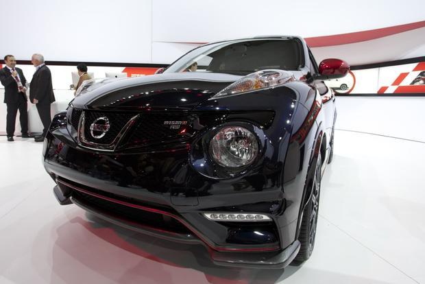 Nissan Juke NISMO RS: LA Auto Show featured image large thumb0
