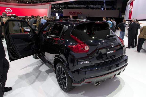 Nissan Juke NISMO RS: LA Auto Show featured image large thumb1