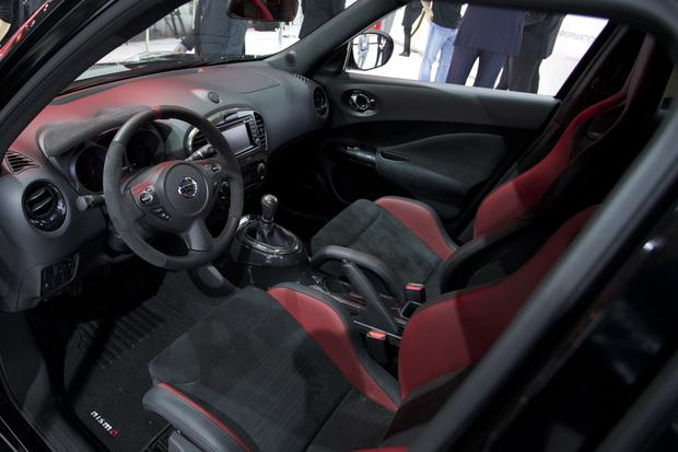 Nissan Juke NISMO RS: LA Auto Show featured image large thumb2