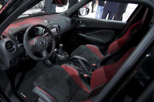 Nissan Juke NISMO RS: LA Auto Show featured image large thumb2