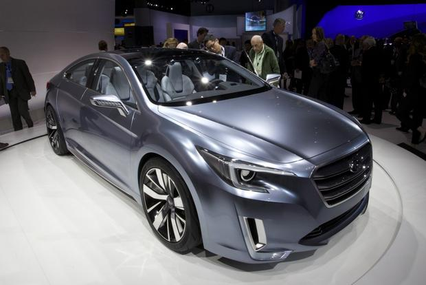 Subaru Legacy Concept: LA Auto Show featured image large thumb0