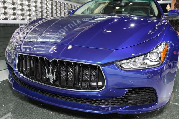 2014 Maserati Ghibli: LA Auto Show featured image large thumb1