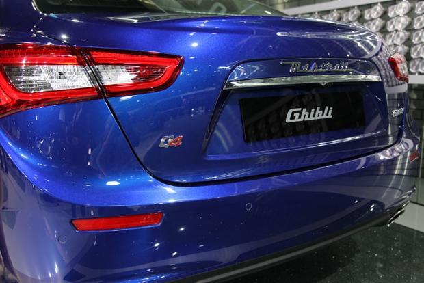 2014 Maserati Ghibli: LA Auto Show featured image large thumb2