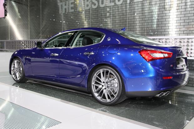 2014 Maserati Ghibli: LA Auto Show featured image large thumb4