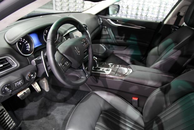 2014 Maserati Ghibli: LA Auto Show featured image large thumb5