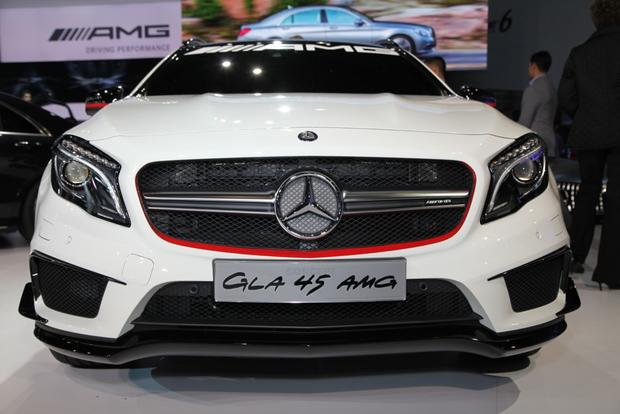 Mercedes-Benz Concept GLA45 AMG: LA Auto Show featured image large thumb0