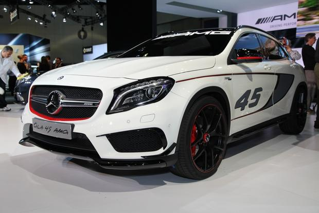 Mercedes-Benz Concept GLA45 AMG: LA Auto Show featured image large thumb1