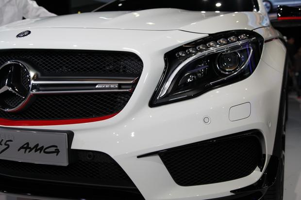 Mercedes-Benz Concept GLA45 AMG: LA Auto Show featured image large thumb4