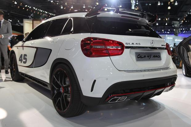 Mercedes-Benz Concept GLA45 AMG: LA Auto Show featured image large thumb3