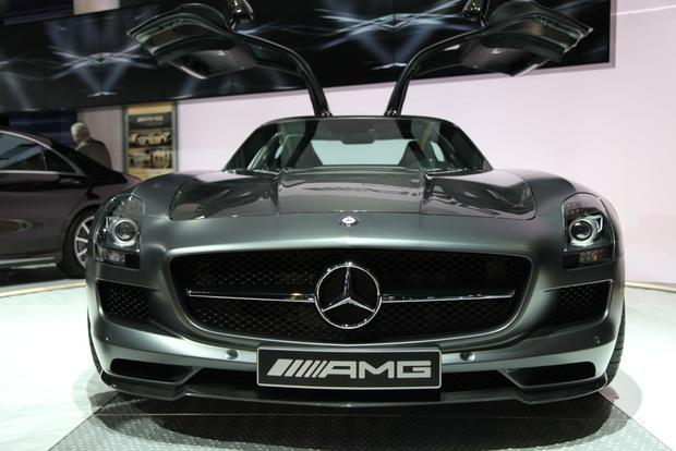 2008 mercedes benz slr what 39 s new autotrader for 2015 mercedes benz sls amg for sale