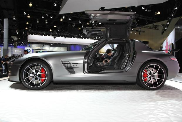 2015 Mercedes-Benz SLS AMG GT Final Edition: LA Auto Show featured image large thumb1