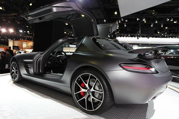2015 Mercedes-Benz SLS AMG GT Final Edition: LA Auto Show featured image large thumb2