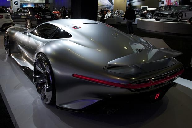 Mercedes-Benz AMG Vision GT Concept: LA Auto Show featured image large thumb5