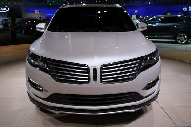 2015 Lincoln MKC: LA Auto Show featured image large thumb0