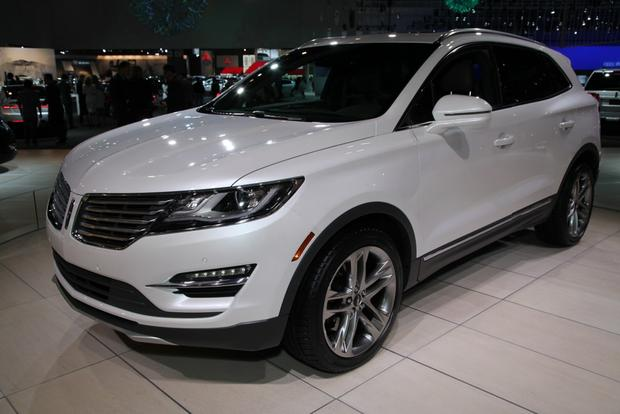 2015 Lincoln MKC: LA Auto Show featured image large thumb1