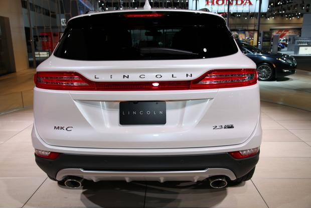 2015 Lincoln MKC: LA Auto Show featured image large thumb4