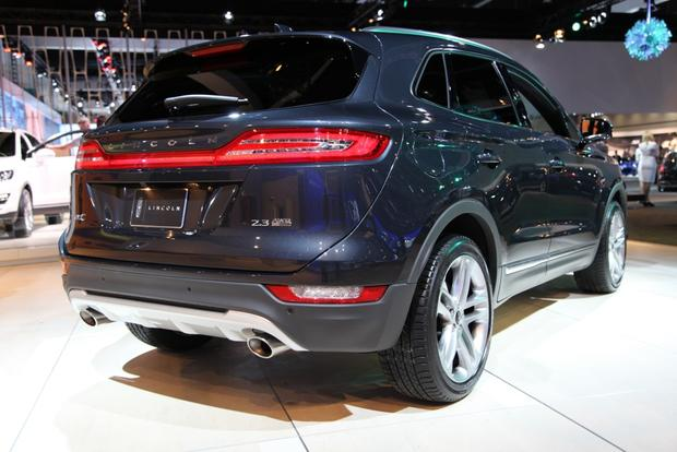2015 Lincoln MKC: LA Auto Show featured image large thumb7